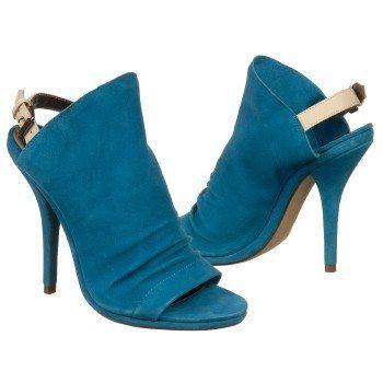 Women's CARLOS BY CARLOS SANTANA Sky Blue Suede FamousFootwear.com #FamousFootwear #Shoes