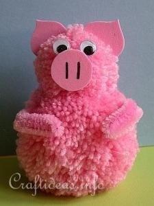 Yarn Piggy