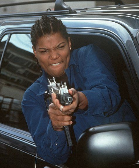 Queen Latifah in Set It Off