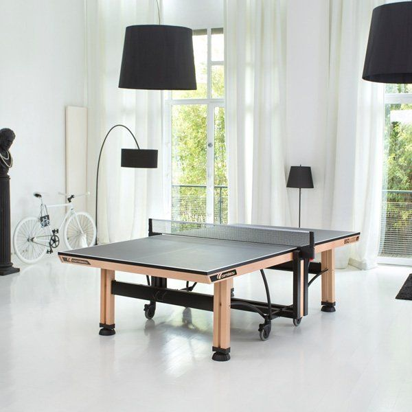 Fatheru0027s Day Gift Guide   Cornilleau Competition 850 Wood ITTF Indoor Table  Tennis Table Is A