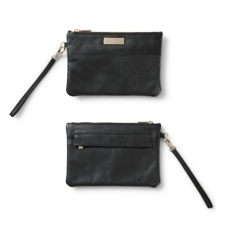 Kinnon The Soho Black Clutch | Gifts For Her | Bockers & Pony