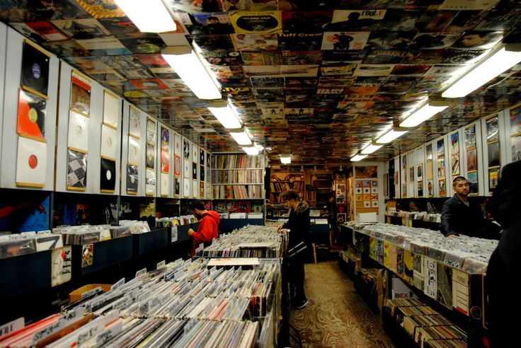 LP shop - New York City, New York 2013