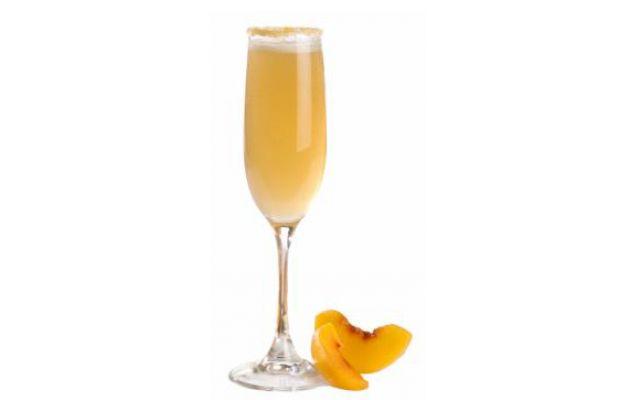 Cocktail Bellini : ricetta e preparazione #preparazione #cocktail #bellini