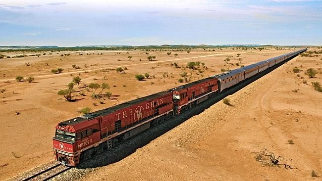 Ghan rail services between Adelaide and Darwin cut after Federal Goverment cuts $9 million from Great Southern Rail