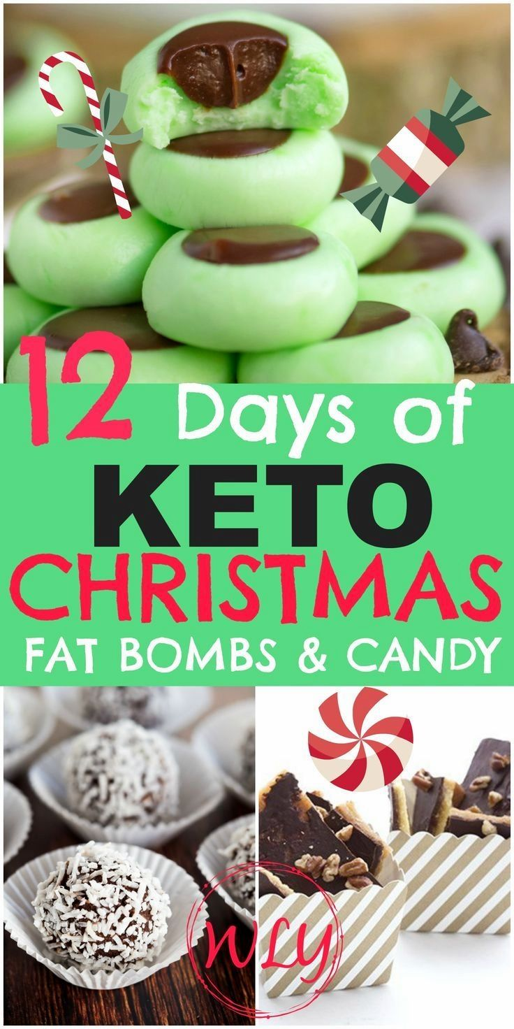 12 Keto Sweet Treats And Fat Bombs That Make The Best Low Carb
