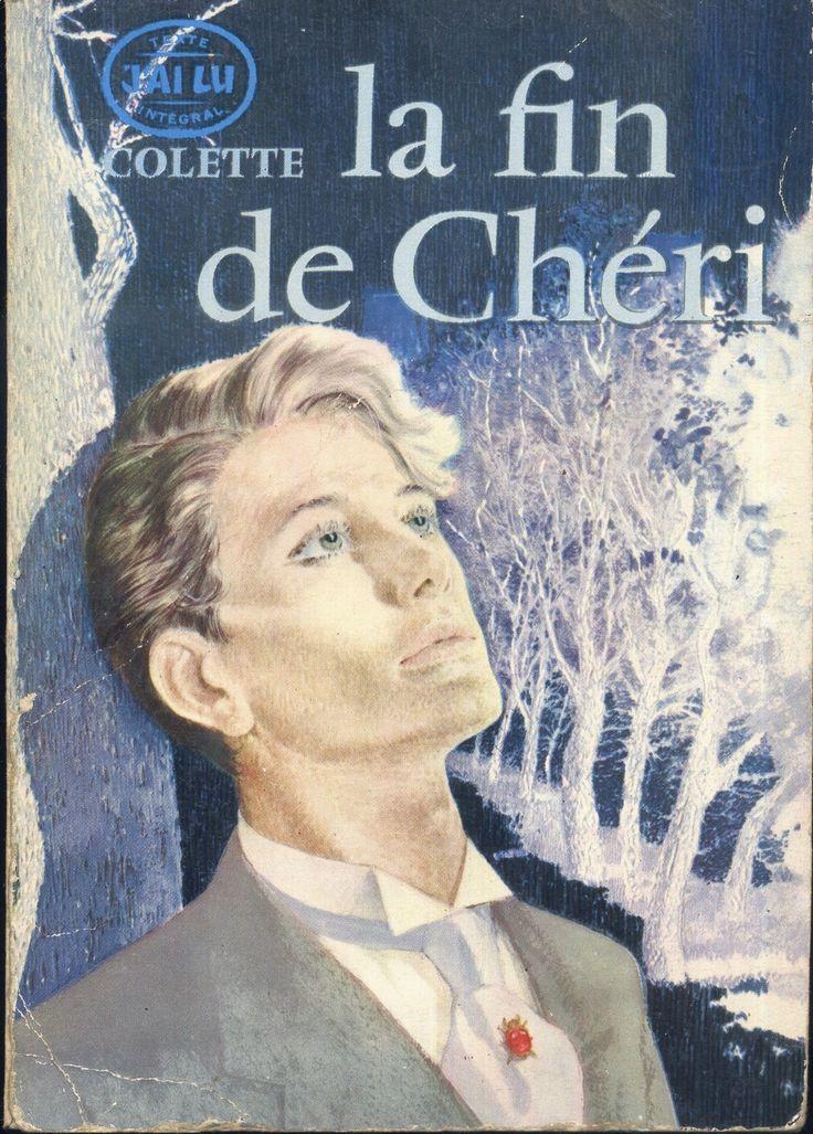 Giovanni Benvenuti - La fin de Chéri, par Colette, J'ai Lu n° 68, 1960, broché illustré.