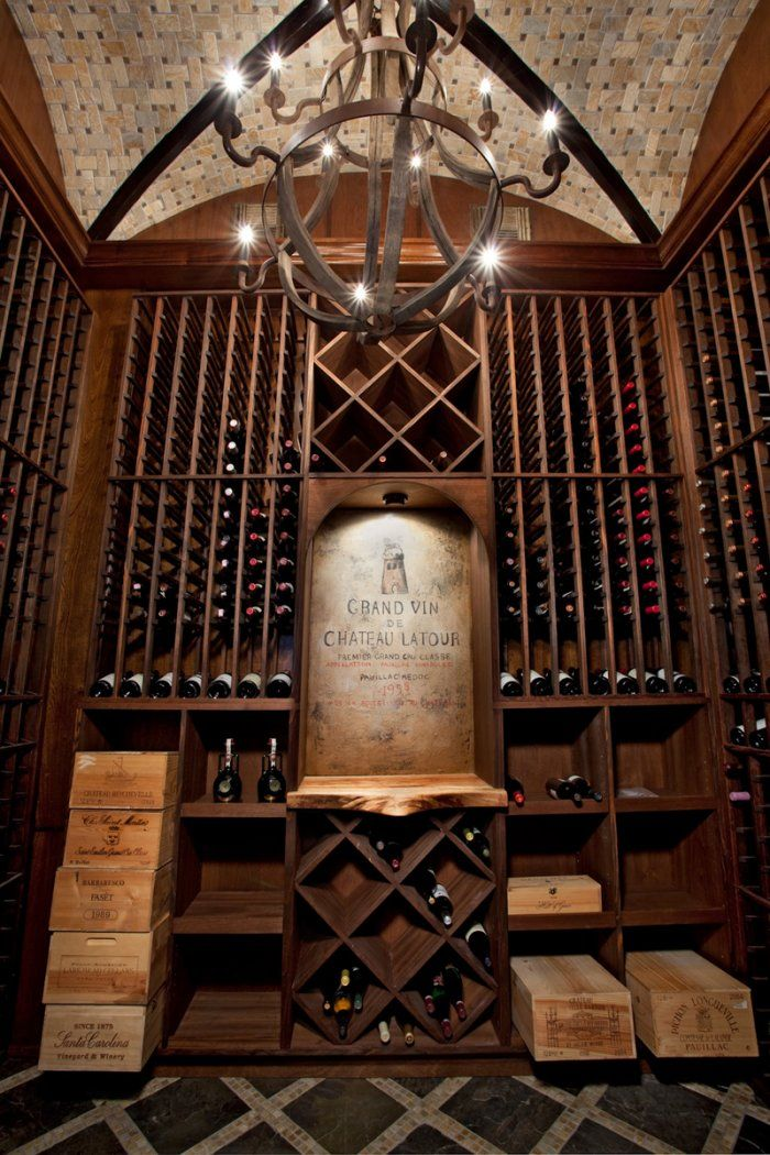 43 best wine room designs images on pinterest for Wine room ideas