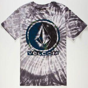 #VOLCOM Bleedy Circle Mens T-Shirt 232267100