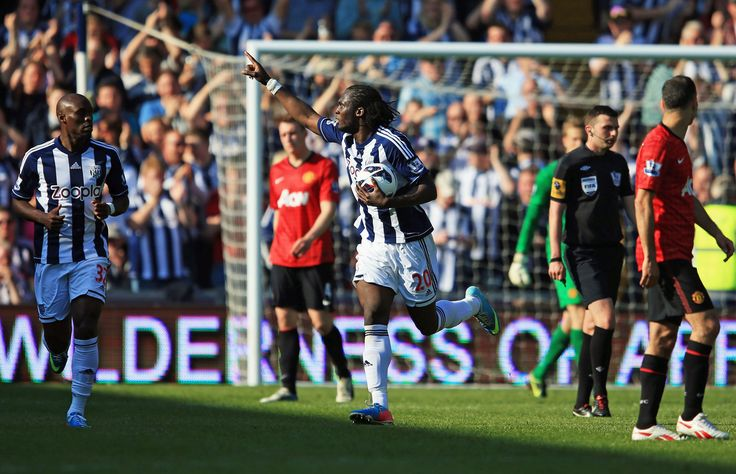 Lukaku's hat-trick for West Brom v United - Official Manchester United Website