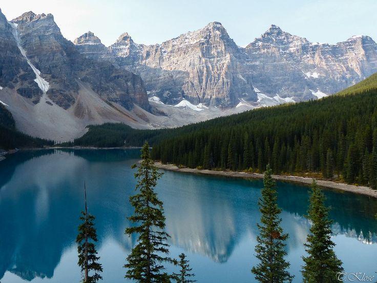 Du liebst Berge, du liebst Seen und du liebst die Natur? Dann komm mit! Es gibt mehr als 1.000 Seen in Westkanada und einer ist schöner als der nächste...