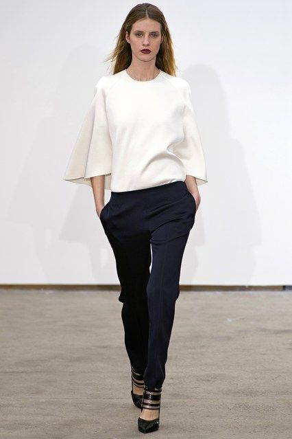 Derek Lam - www.vogue.co.uk/fashion/autumn-winter-2013/ready-to-wear/derek-lam/full-length-photos/gallery/922375