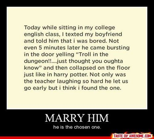 Troll in the Dungeon!: Dreams Man, This Man, Laughing, Dreams Guys, Awesome, Quote, Funny Stuff, Harry Potter Humor, Boyfriends