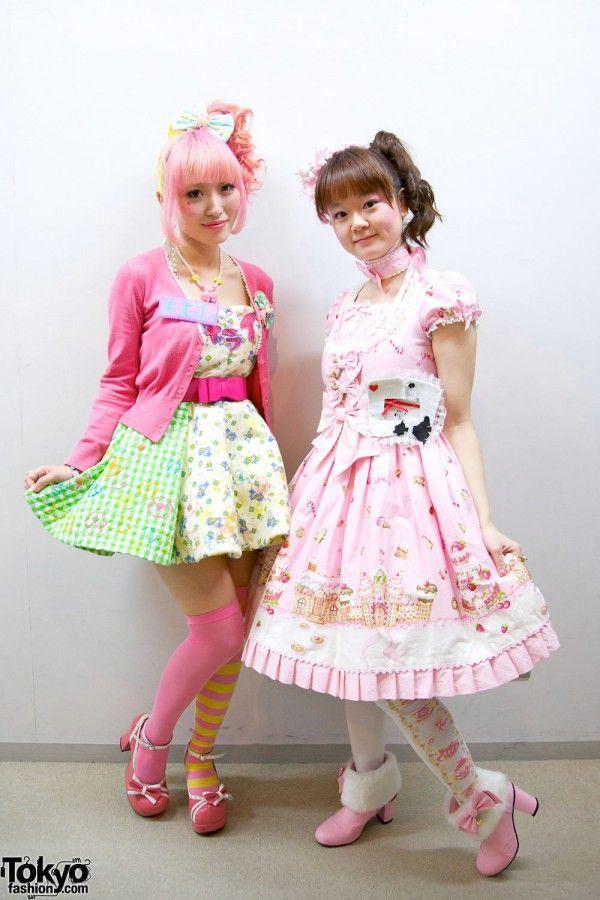 Japanese Lolita & Harajuku Fashion Show  March 2012