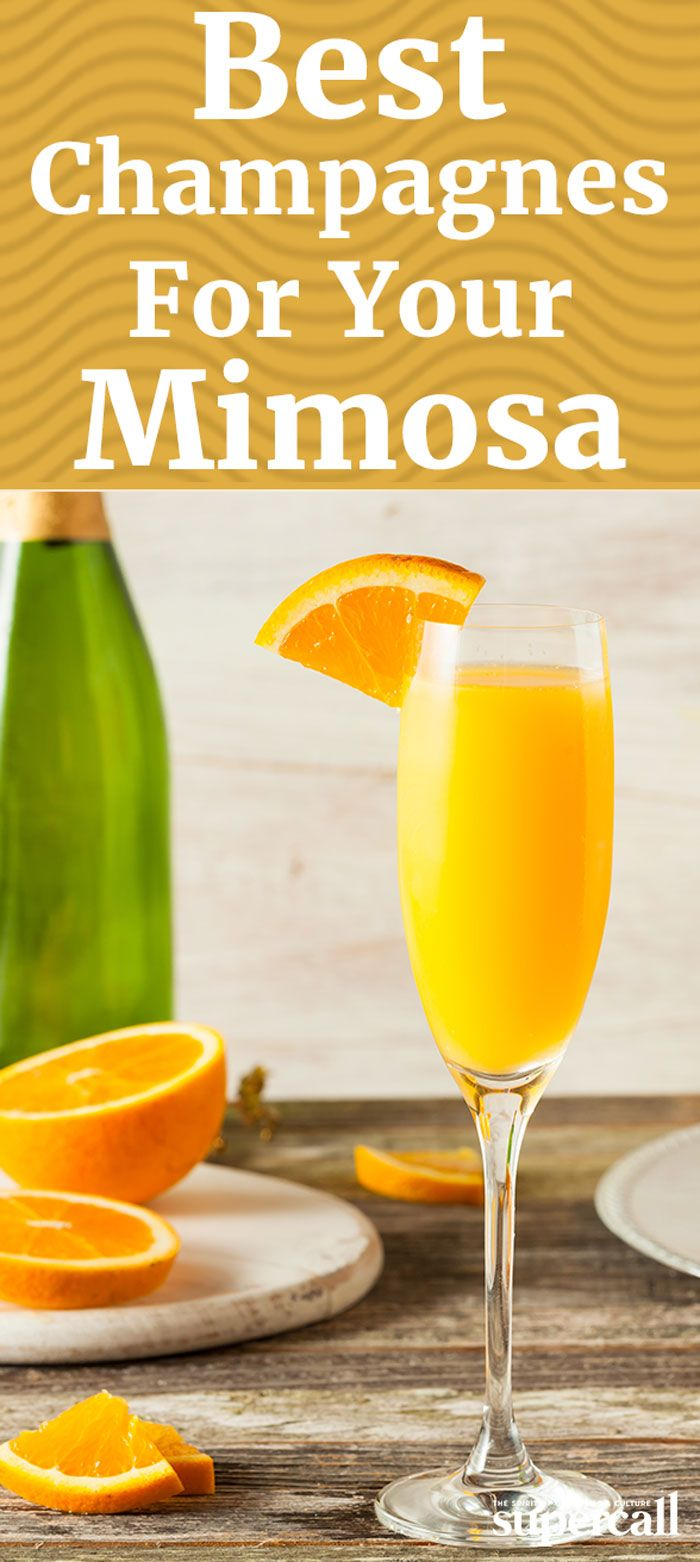 The Mimosa is the ultimate morning-after pick-me-up—but only if you make it right. Made with fresh orange juice and the right sparkling wine, on the other hand, the Mimosa is a brunchtime revelation. From everyday, budget-friendly wines to extravagant Champagnes, here are our favorite effervescent toppers for your next Mimosa.