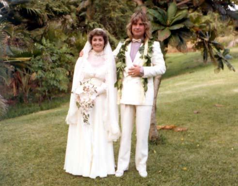 Sharon And Ozzy Osbournewedding