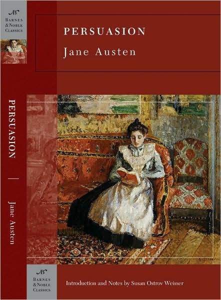 Persuasion, by Jane Austen, is part of the Barnes & Noble Classics series, which offers quality editions at affordable prices to the...