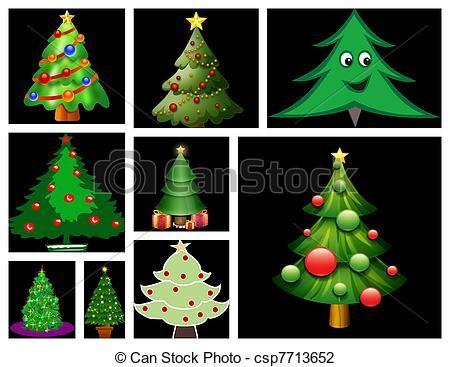 arboles navidad collage - Buscar con Google