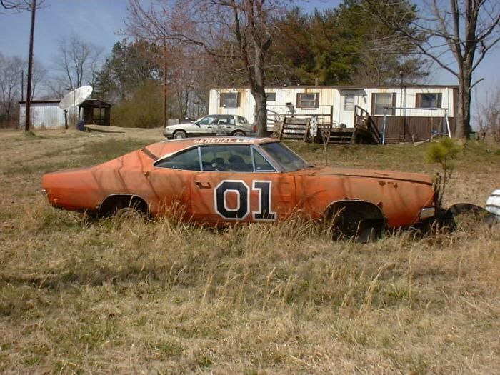97 best southern rednecks funny images on pinterest ha ha funny if you saw this dodge charger general lee sitting in a field rotting away would you be tempted to stop and ask if it was for sale fandeluxe Image collections
