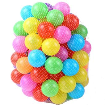 Buy Colorful swimming pit infant toys 100 Bouncing ball bags(Multicolor) online at Lazada. Discount prices and promotional sale on all. Free Shipping.