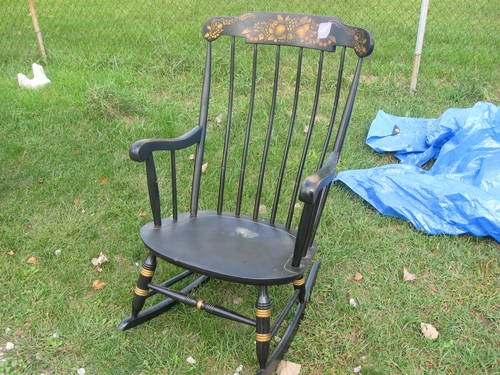 ... Rocking chairs on Pinterest  Rocking chairs, Backyard furniture and