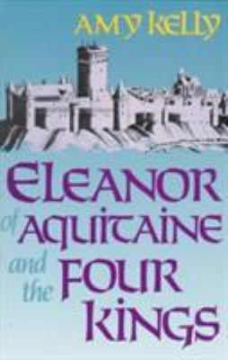 "Eleanor of Aquitaine and the Four Kings by Amy Kelly: ""The story of that amazingly influential and still somewhat mysterious woman, ""Eleanor of Aquitaine,"" has the dramatic interest of a novel. She was at the very center of the rich culture and clashing politics of the twelfth century. Richest marriage prize of the Middle Ages, she was Queen of France as the wife of Louis VII, and went with him on the exciting and disastrous Second Crusade. Inspiration of troubadours and trouveres, she…"