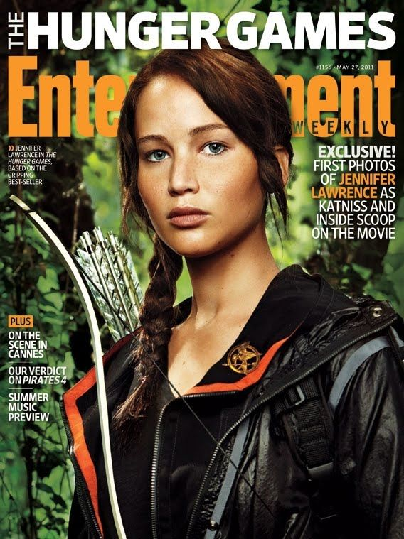 The Hunger Games: Cant Wait, The Hunger Games, Katnisseverdeen, Book, Hungergam, Movie, Katniss Everdeen, Magazines Covers, Jennifer Lawrence
