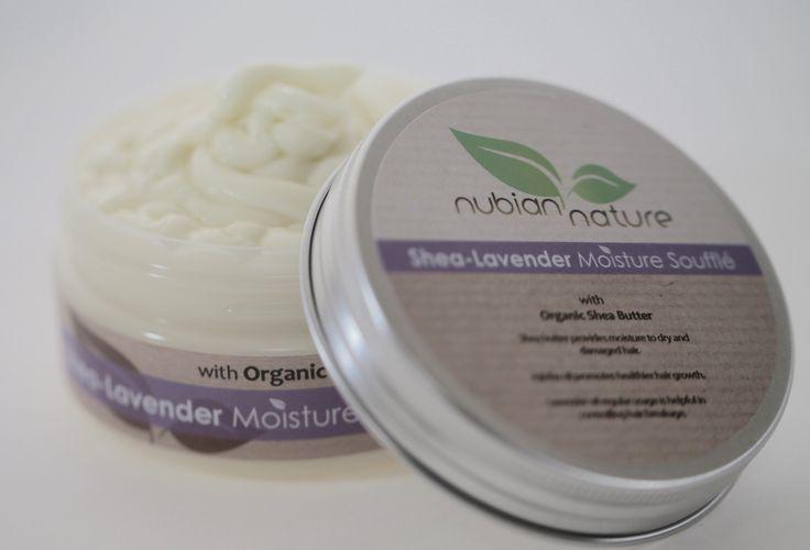 Shea-Lavender Moisture Soufflé