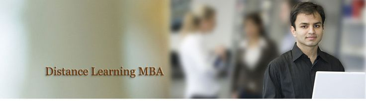 Academic Edge suggests online MBA courses and program through recognized distance learning education.