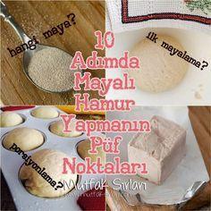 Mayalı Hamur Yapmanın Püf Noktaları nasıl yapılır ? Ayrıca size fikir verecek 1 yorum var. Tarifin püf noktaları, binlerce yemek tarifi ve daha fazlası...