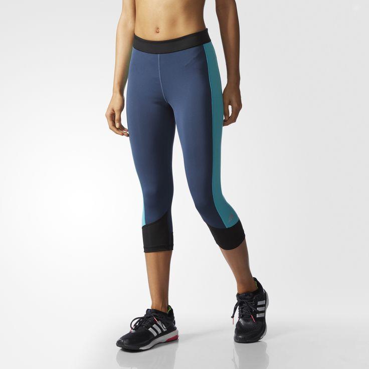 Quand tu dois mettre les bouchées doubles à l'entraînement, ce legging corsaire t'offre tout le soutien dont tu as besoin. Son tissu de compression techfit® soutient tes muscles et accroît ton endurance. Il est conçu dans un tissu performant qui évacue la transpiration et privilégie le confort.