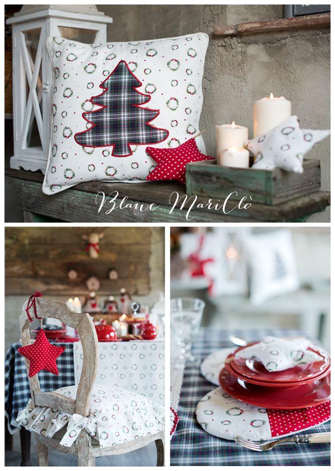 Christmas - Blanc Mariclo