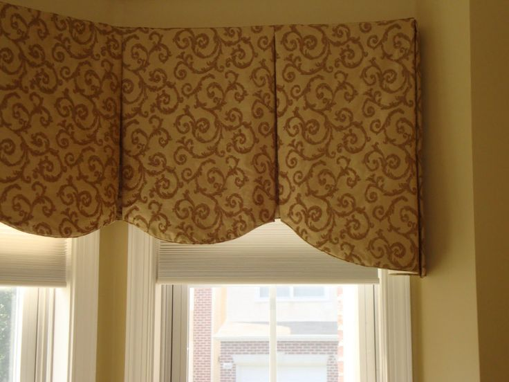 40 best images about window treatments on pinterest for Window valance box