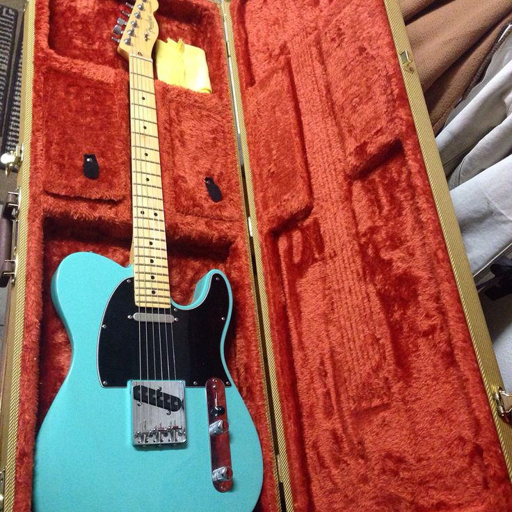 Fender 60th anniversary American telecaster