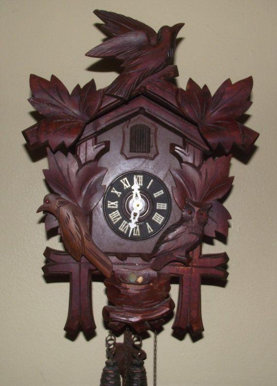 Clock Parts Cuckoo Clocks Quartz Cuckoo Clocks & Miniature Clocks