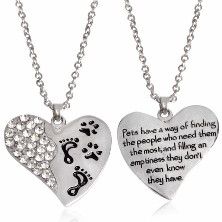 Dog, Cat, Paw Print Necklace, Paw Print Jewelry, Pet Owner Gifts, Gift Ideas, Gifts for Her, Dog Lover, Jewelry, Footprints, Pawprints, Gift by MissFitBoutiqueCA on Etsy https://www.etsy.com/ca/listing/547239416/dog-cat-paw-print-necklace-paw-print