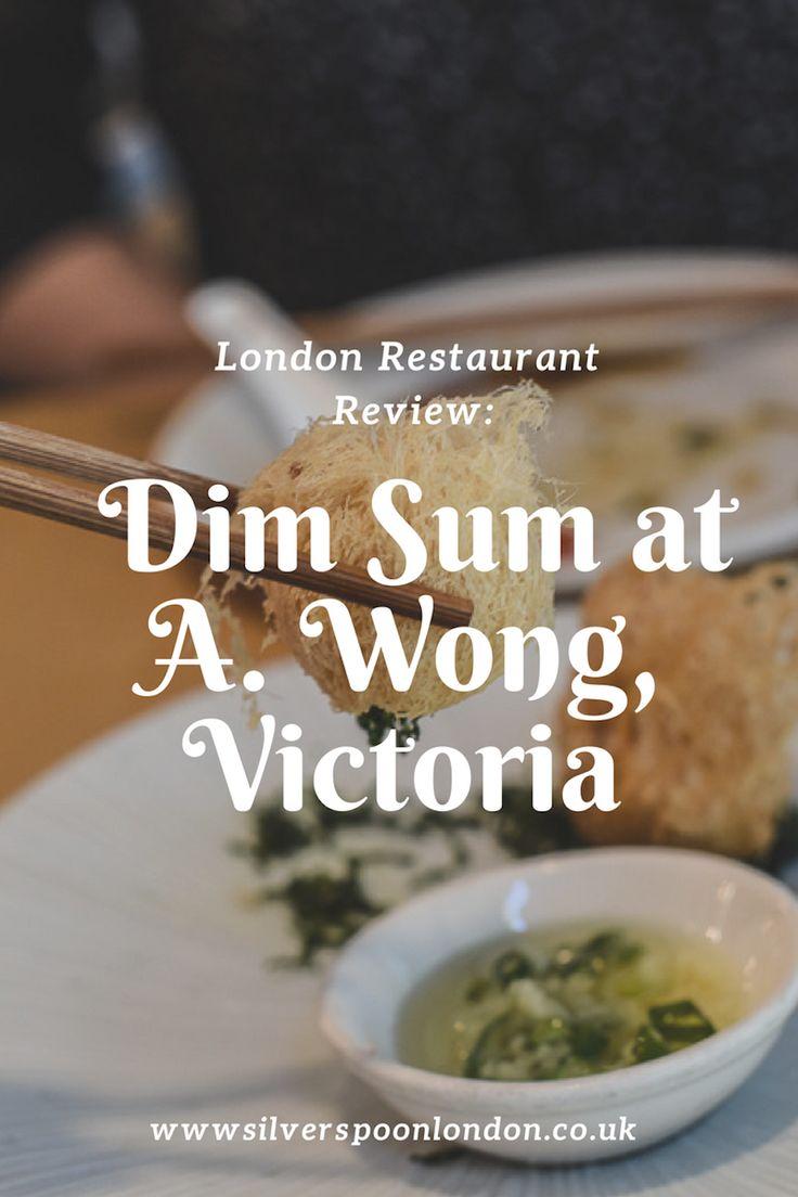 London Restaurant Review: A Wong