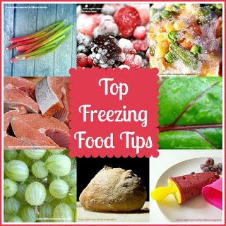 Top tips for using your freezer to get food on the table fast @Mums Make Lists #mealplanning