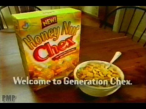 Honey Nut Chex by General Mills (1999)