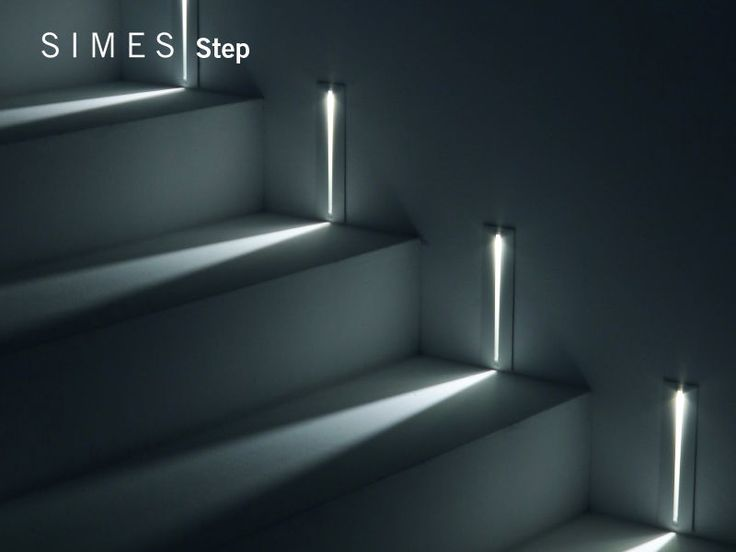 Outdoor wall light / duct #STEP Simes