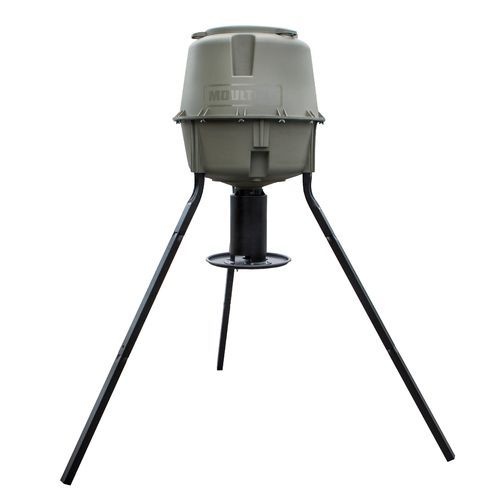 Moultrie 30-Gallon Dinner Plate Deer Feeder - Feeder Parts And Accessories at Academy Sports