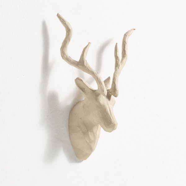 Jelonek+w+Paper+Sculpture+na+DaWanda.com