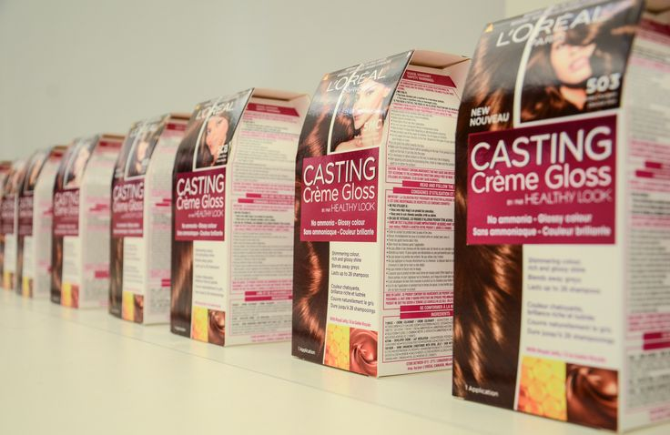 Change it up with Casting Crème Gloss!