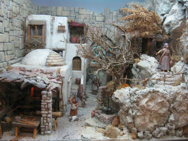 Pabellón con Baranda: Pesebres navideños: una exposición de arte