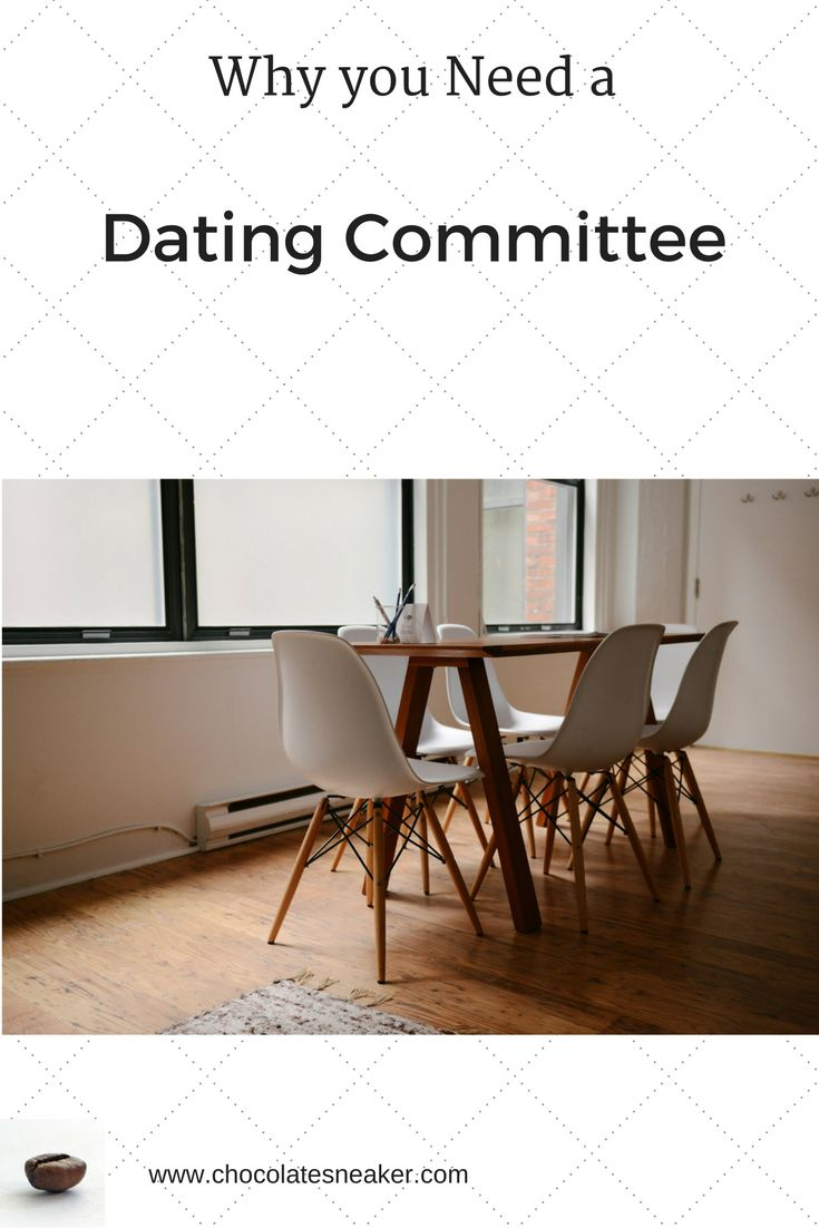 Why you should create a group of people to guide you through your dating journey.