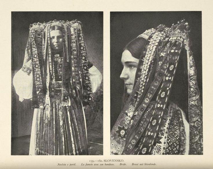 Slovakian bride