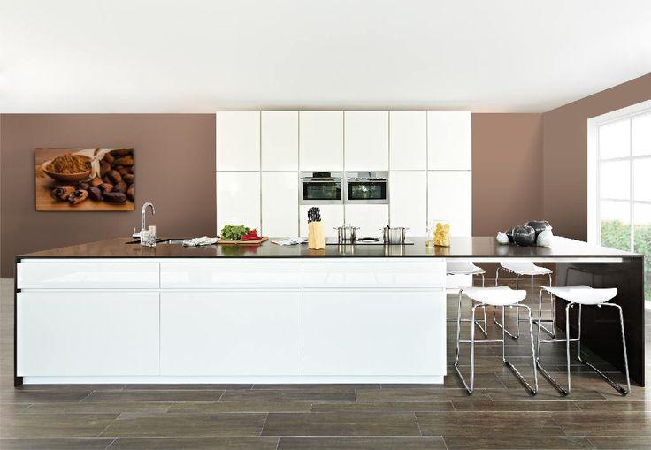 67 best cuisine images on pinterest - Modern keukenplan ...