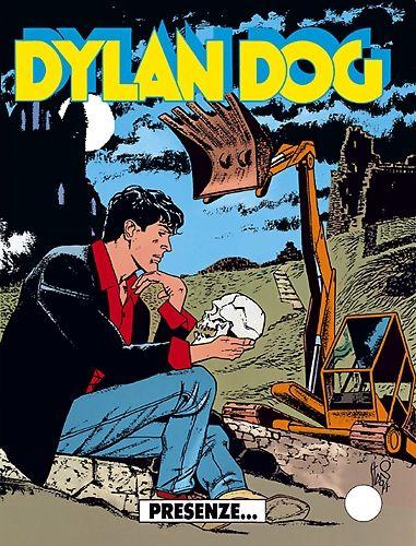Presenze... - Dylan Dog - Sergio Bonelli