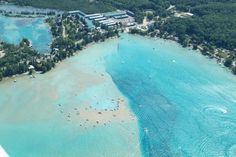 Torch Lake Michigan Sandbar.  Went there for a week on vacation, fabulous place!