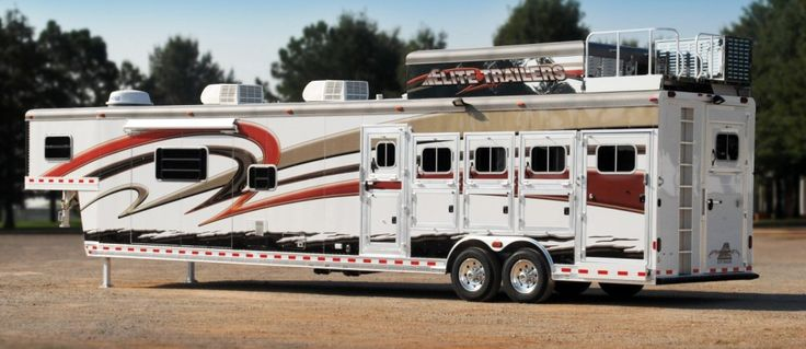 231 Best Horse Trailers And Pickups Images On Pinterest