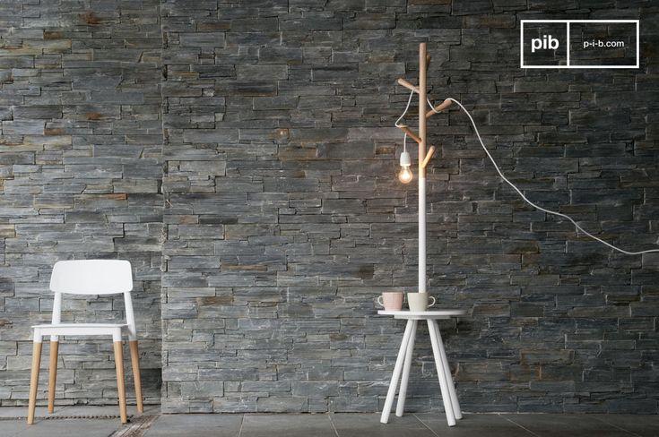 Tablet coat rack - Scandinavian design - Scandinavian design..